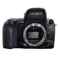 ミノルタ α807si 一眼レフカメラ レンズセット画像