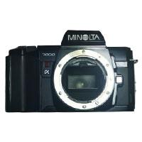 ミノルタ α7000 一眼レフカメラ画像