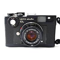 ミノルタ LEITZ-MINOLTA CL レンジファインダーカメラ画像