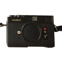 ミノルタ CLE レンジファインダーカメラ レンズセット画像