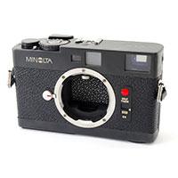 ミノルタ CLE レンジファインダーカメラ画像