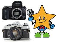 ミノルタのカメラ査定は買取スターへお任せください画像