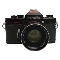 ミノルタ SR-1 一眼レフカメラ画像