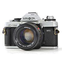 ミノルタ X-700 一眼レフカメラ画像