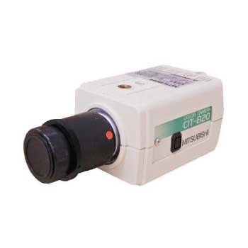 MITSUBISHI 三菱 カラーカメラ CIT-820 防犯カメラ 画像