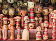 宮城伝統こけしの付属品 画像