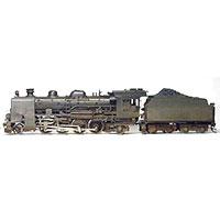 鉄道模型 宮沢模型 D50 HOゲージ 国鉄 蒸気機関車画像