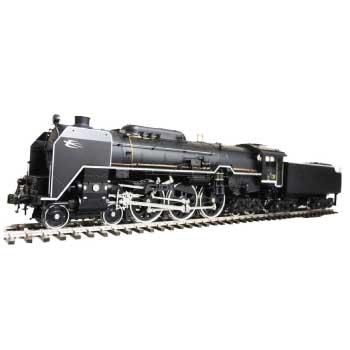 C62形蒸気機関車 2号機 東海道本線特急つばめ「スワローエンゼル」 画像