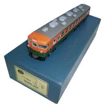 OJゲージ 165系急行電車 クハ165 完成品 画像