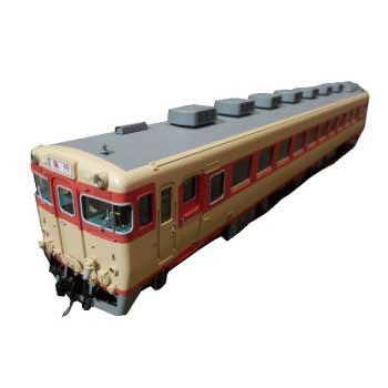 OJゲージ 国鉄 キハ58-1527 ダイナミックファインシリーズ 画像