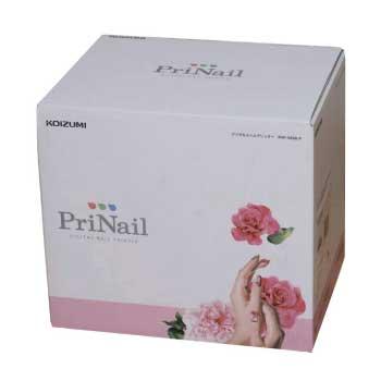 コイズミ デジタルネイルプリンター PriNail KNPN800P 画像