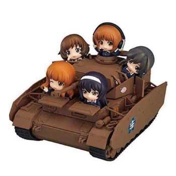ねんどろいどもあ Ⅳ号戦車 D型改(H型仕様) 画像