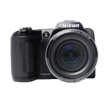 デジタルカメラ COOLPIX L110 画像