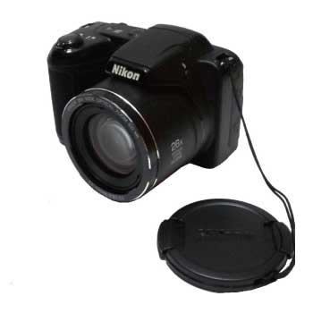 Nikon COOLPIX L320 画像