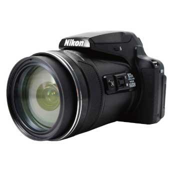 Nikon COOLPIX P900 ブラック 画像