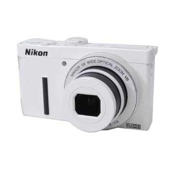 Nikon COOLPIX P340 ホワイト 画像