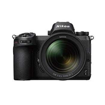 ミラーレス一眼 Z 6 24-70 レンズキット 画像