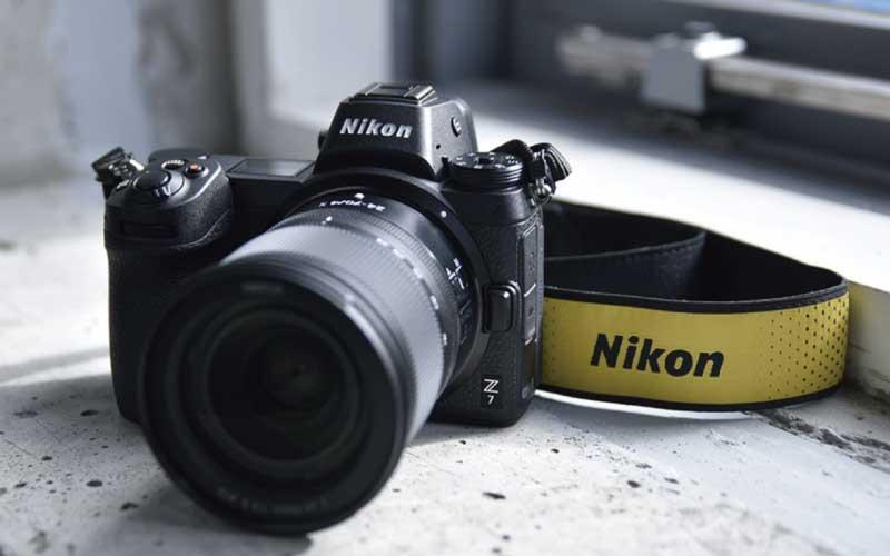 ニコン(Nikon)ミラーレス一眼レフカメラとは 画像