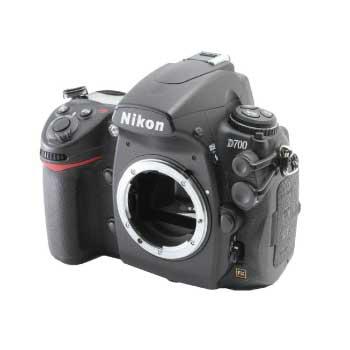 ニコン D700 ボディ 一眼レフカメラ 予備バッテリー付き 画像