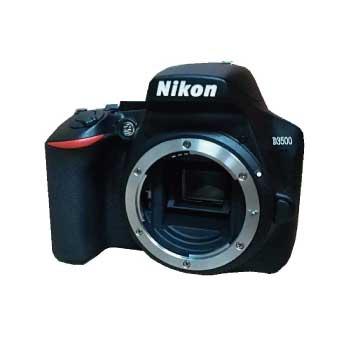NIKON D3500 ボディ デジタル 一眼レフカメラ 画像