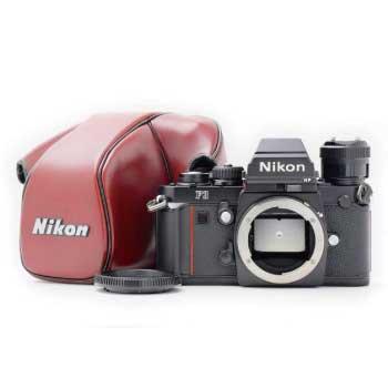Nikon F3 HP ハイアイポイント MF一眼レフ フイルムカメラ 画像