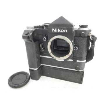 F2 アイレベル 一眼レフ フィルムカメラ ボディ MD2/MB-1付属 画像