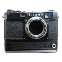 ニコン(Nikon) フィルムカメラ ブラックボディ 中古品 画像