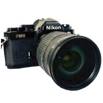 Nikon FM2 TAMRON SP AF ASPHERICAL XR Di 中古品 画像