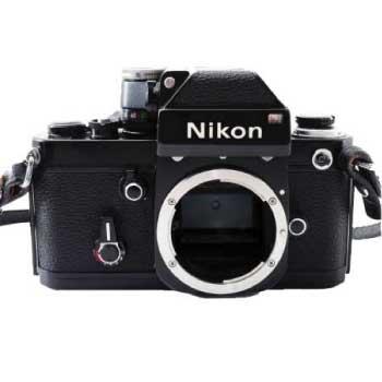 Nikon ニコン F2 フォトミック ブラック 中古品 画像