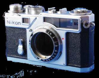 NIKON ニコン SP カメラボディ本体 クラシックカメラ 美品 画像