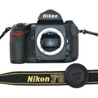 ニコン(Nikon) F6 本体のみ 動作確認済み 中古品 画像