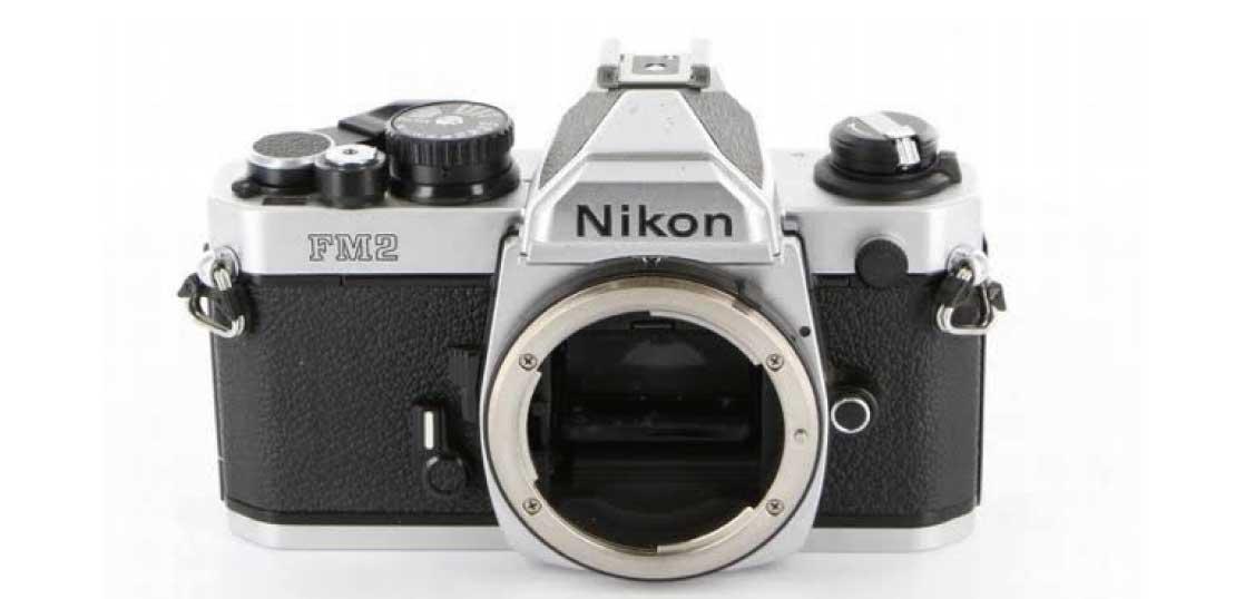 ニコン フィルムカメラとは 画像