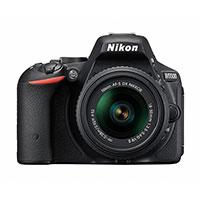 ニコン D5500 18-55 VR II レンズキット画像