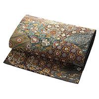 西陣織 袋帯 古典文様 画像