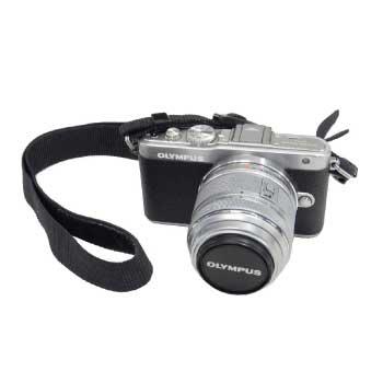 PEN Lite E-PL3 レンズキット(DIGITAL 14-42mm 3.5-5.6 II R) 画像