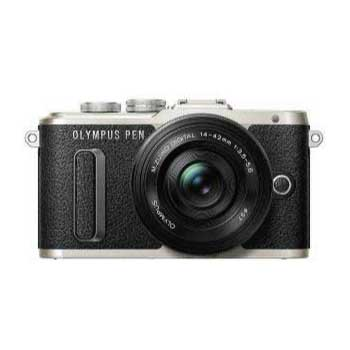 オリンパス ミラーレス一眼カメラ E-PL8 レンズ2本付き 画像