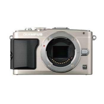 OLYMPUS PEN Lite E-PL5 ボディ ミラーレス一眼カメラ 画像