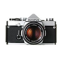 オリンパス OM-1 フィルム一眼レフカメラ レンズセット画像
