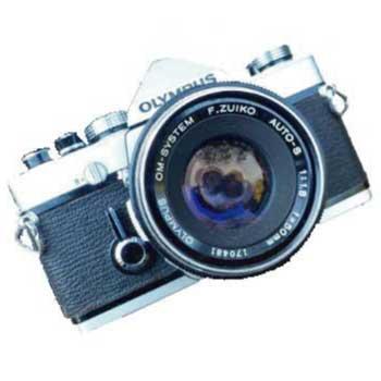 オリンパスOM-1 一眼レフ クラシックカメラ 中古品 画像