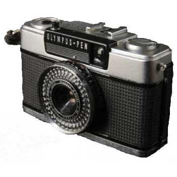 オリンパスペン PEN EE-3 D.Zuiko 1:3.5 28mm 中古品 画像