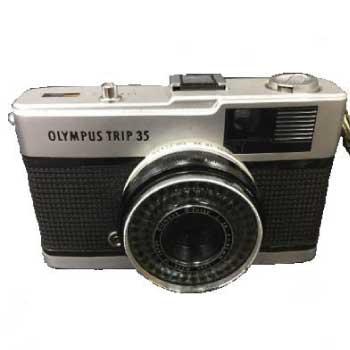 OLYMPUS TRIP オリンパス トリップ 35 D.Zuiko f2.8 f=40mm 中古品 画像