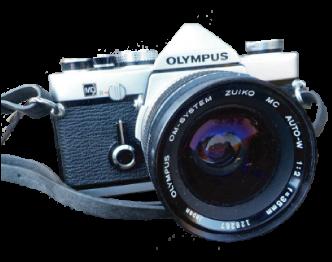オリンパスOM-1 クラシック一眼レフカメラ 美品 画像
