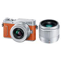 パナソニック ルミックス G DC-GF10W ダブルレンズキット デジタル一眼カメラ画像