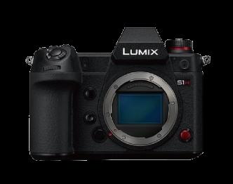パナソニック フルサイズ ミラーレス一眼レフカメラ LUMIX DC-S1H ボディ 未使用品 画像
