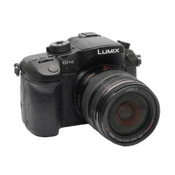 LUMIX DMC-GH-4 & G X VARIO 12-35mm F2.8 ミラーレス一眼 レンズセット 画像