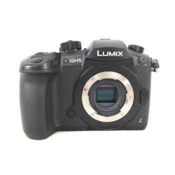 LUMIX DC-GH5M ミラーレス一眼カメラ 標準ズームレンズ付 画像