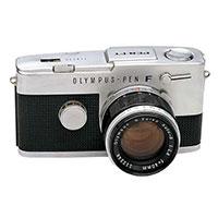 オリンパス PEN-FT フィルムカメラ レンズセット画像