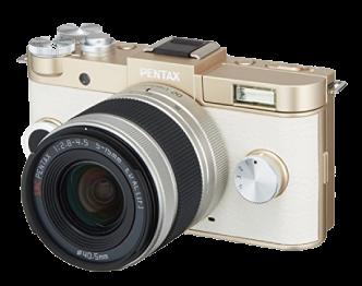 ペンタックス(Pentax) Q-S1 5-15mm 02 STANDARD スタンダードズームレンズ キット 中古品 画像