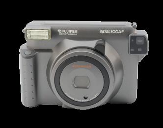 FUJIFILM ポラロイドカメラ instax 500AF 美品 画像