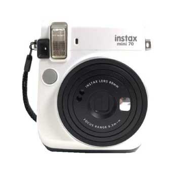 FUJIFILM 富士フイルム instax mini 70 チェキ ポラロイドカメラ 画像